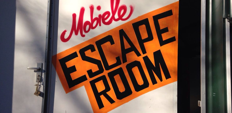 Mobiele Escaperoom: The Lab